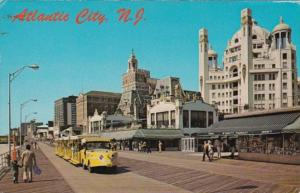 New Jersey Atlantic City The Boardwalk