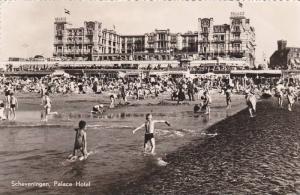 RP, People Bathing, Palace Hotel, Scheveningen (South Holland), Netherlands, ...