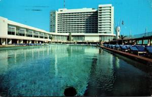 Florida Miami Beach The Deauville Hotel 1972