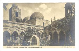 RP  pALERMO - Chiesa di S. Giovanni degli Eremiti, ITALY , 00-10s