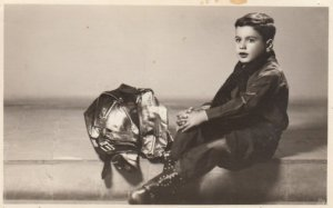RP: Boy , 1956