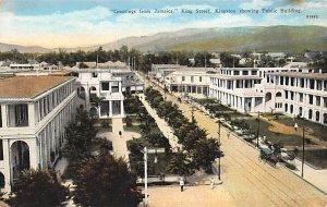 King Street, Public Building Kingston Jamaica Unused