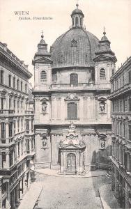 Wien Austria Graben, Peterskirche Wien Graben, Peterskirche