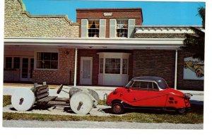 1953 Messerschmidt, Flint Stone, Antique Cars