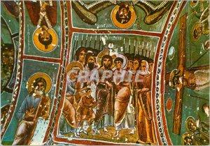 Postcard Modern Turkey Goreme Durk Into the Church