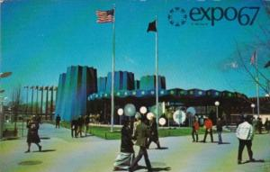 State Of New York Pavilion Expo67 Montreal Canada