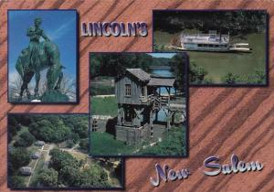 Lincoln's New Salem Illinois