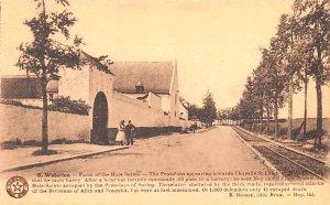 Farm of the Haie Sainte Waterloo Belgium Unused