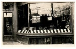 New York  Watertown, R.J. Sullivan Hair Dressing  Barber Shop  RPC