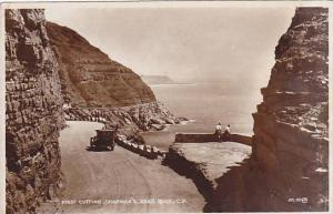 RP, First Cutting, Chapman's Peak Road, Cape Peninsula, Cape Town, South Afri...