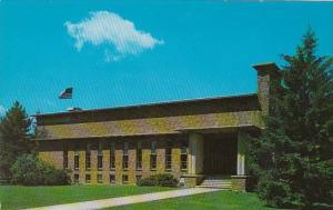 Michigan Fenton Community Building