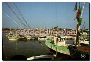Modern Postcard Royan New Port De Plaisance