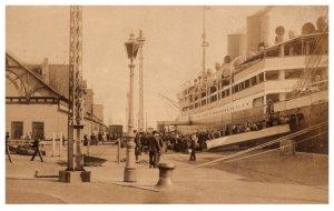 Passengers Boarding Ship  RPC