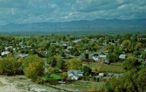Utah Salina Panoramic View