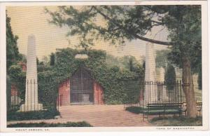 Virginia Mount Vernon The Tomb Of Washington