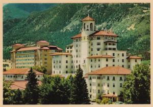 Colorado Colorado Springs Vista Of The Broadmoor South