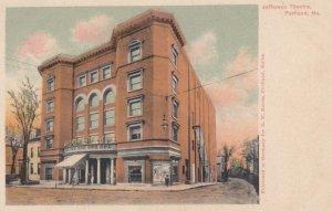PORTLAND , Maine , 00-10s ; Jefferson Theatre : Version-4