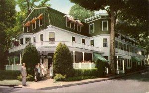 NY - Chatauqua. The Cary Hotel