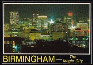 The Magic City Birmingham Alabama