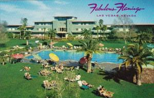 Nevada Las Vegas Flamingo Hotel Olympic Pool