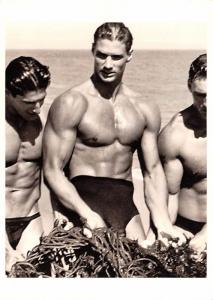 Men with Kelp -