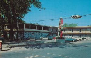 DRUMMONDVILLE, Quebec, Canada, 1940-1960's; Hotel 400 Motel