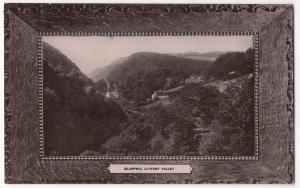 Wales, Montgomeryshire; Glaspwll, Llyfnant Valley PPC By Valentines, 1909 PMK