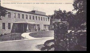 New York Oswego College Union University Of New York Teachers College Artvue