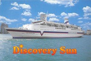Discovery Sun Ship Unused