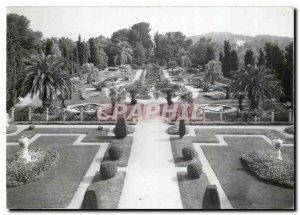 Modern Postcard Saint Jean Cap Ferrat A M Museum Island Gardens France has Fr...