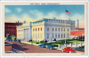 Post Office, Lowell MA