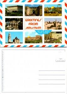 Greetings from Jerusalem (10094)