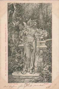AS: Hans Zatka, Cupid hugging Woman, Feuer!, 10-20s
