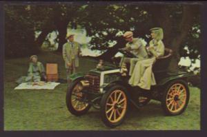 1902 Panhard Levassor Postcard