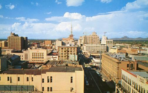 AZ - Phoenix Skyline