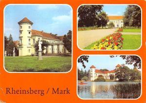 Rheinsberg Mark, Kr Neuruppin Schloss, Diabetiker Sanatorium Helmut Lehmann