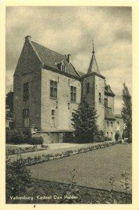 Netherlands Holland castle Valkenburg post card