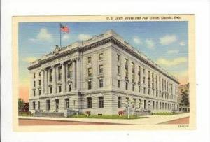Court House, Lincoln, Nebraska, 30-40s