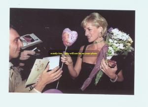 mm141 - Princess Diana - photograph 6x4