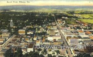 Albany, GA, Post Cards;    Albany, Georgia Albany GA Unused