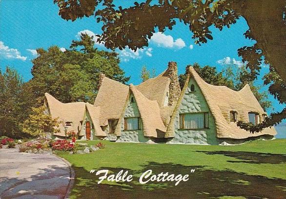 Canada Fable Cottage Cordova Bay Victoria British Columbia