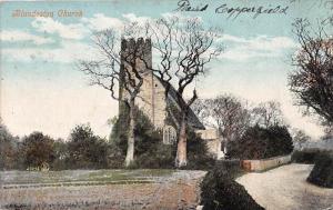 10002  England Suffolk   Blundeston Church