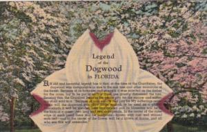 Legend Of The Dogwood Tree In Florida Curteich