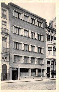 Kingston Hotel Oostende Belgium 1951