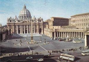 ROMA, Lazio, Italy, PU-1970; Citta' Del Vaticano, St. Peter's Church