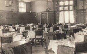 CHESTNUT HILL, Massachusetts, 1934; Main dining room, Sanatarium of The Christia