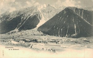 France - Chamonix Postcards Lot of 18 Printed     01.02