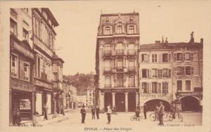 EPINAL (Vosges) - Place des Vosges , France , 00-10s