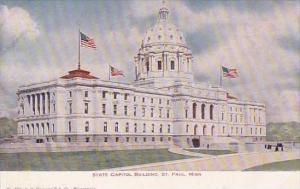 Minnesota Saint Paul State Capitol Building