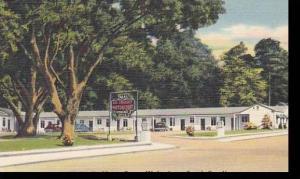 South Carolina Walterboro Friendly Motor Court